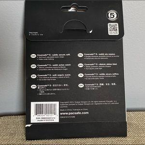 Pacsafe Accessories - COVERSAFE S25 SECRET BRA POUCH